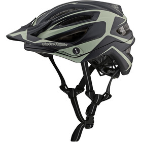 Troy Lee Designs A2 MIPS casco per bici verde/nero